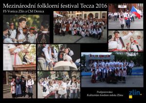 Mezinárodní folklorní festival Tecza