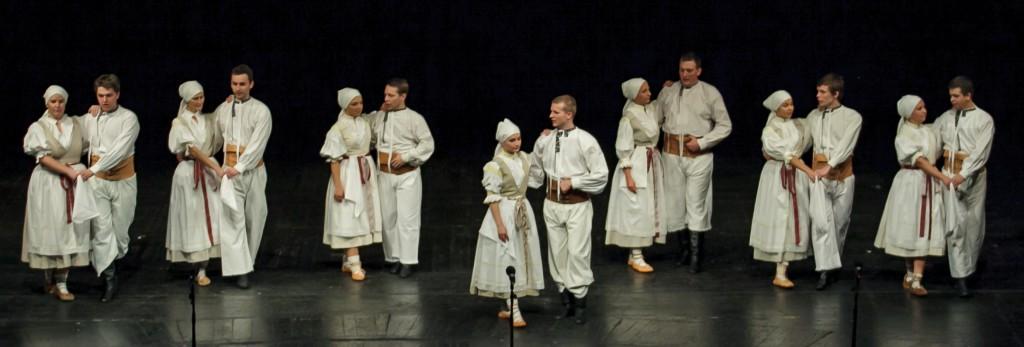 Vonica - folklórní soubor, 75 let