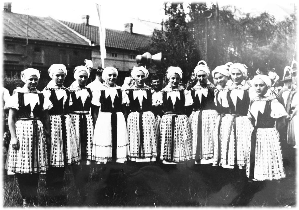 Vonica 1940-2020